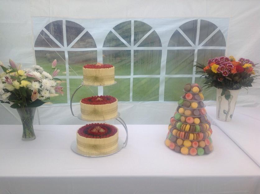 My Wedding Cake(s)