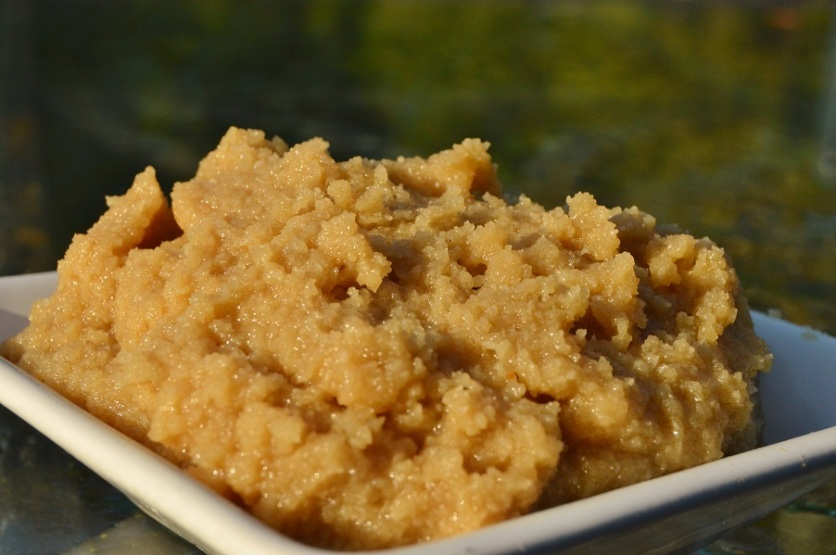 macaroon mixture