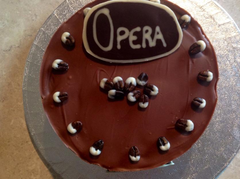 Opera Gateau
