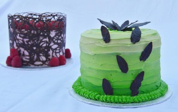 Cake duo for friends