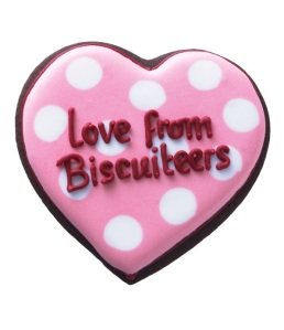 For the Girls biscuits