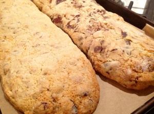 1st bake done!