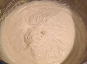 Lemon crème mousseline