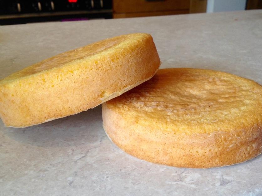 Gluten-free Victoria Sandwich cakes