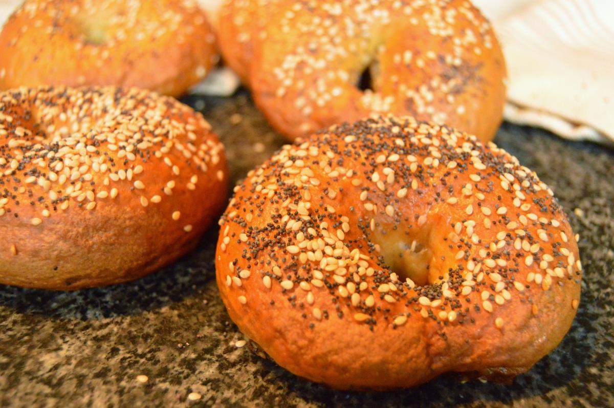 Fool-proof bagels