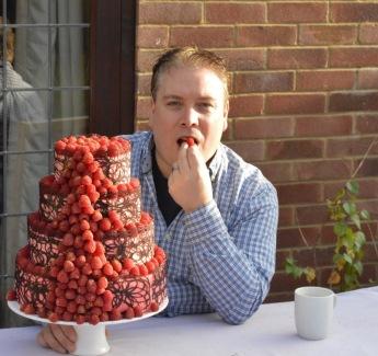 Dealing with a raspberry that got away!