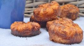 Easy apple & cinnamon kouign-amann