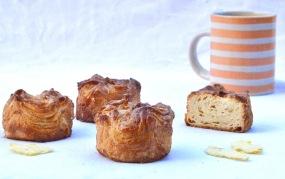 Pineapple & Rum Kouign-Amann pastries