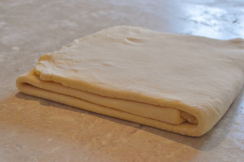 rough-puff pastry ready to use