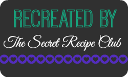 Recipe recreated: July 2016