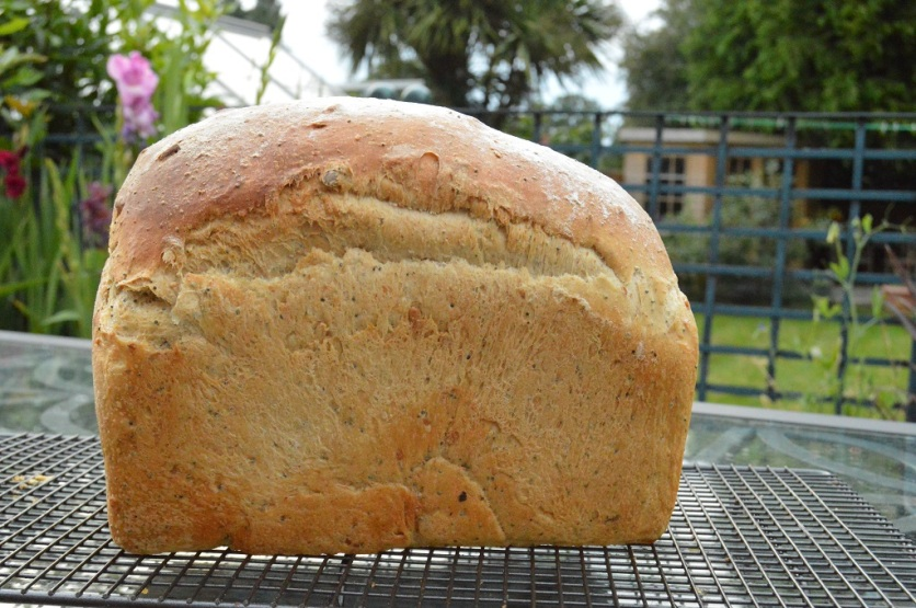 loaf, loaves, seed, seeded, homecook, cooking, recipe, baking, food, foodie, spiced, spices, Indian, bhaji, masala, coriander, turmeric, cumin, caraway, chilli, philip, philipfriend, philip friend, bbhc, tv