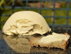 home-made Mascarpone cheese