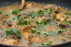 Simple satay curry