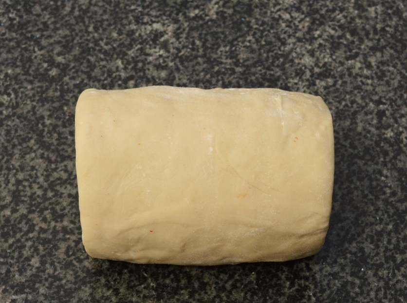 Sfogliatella dough ready to be used