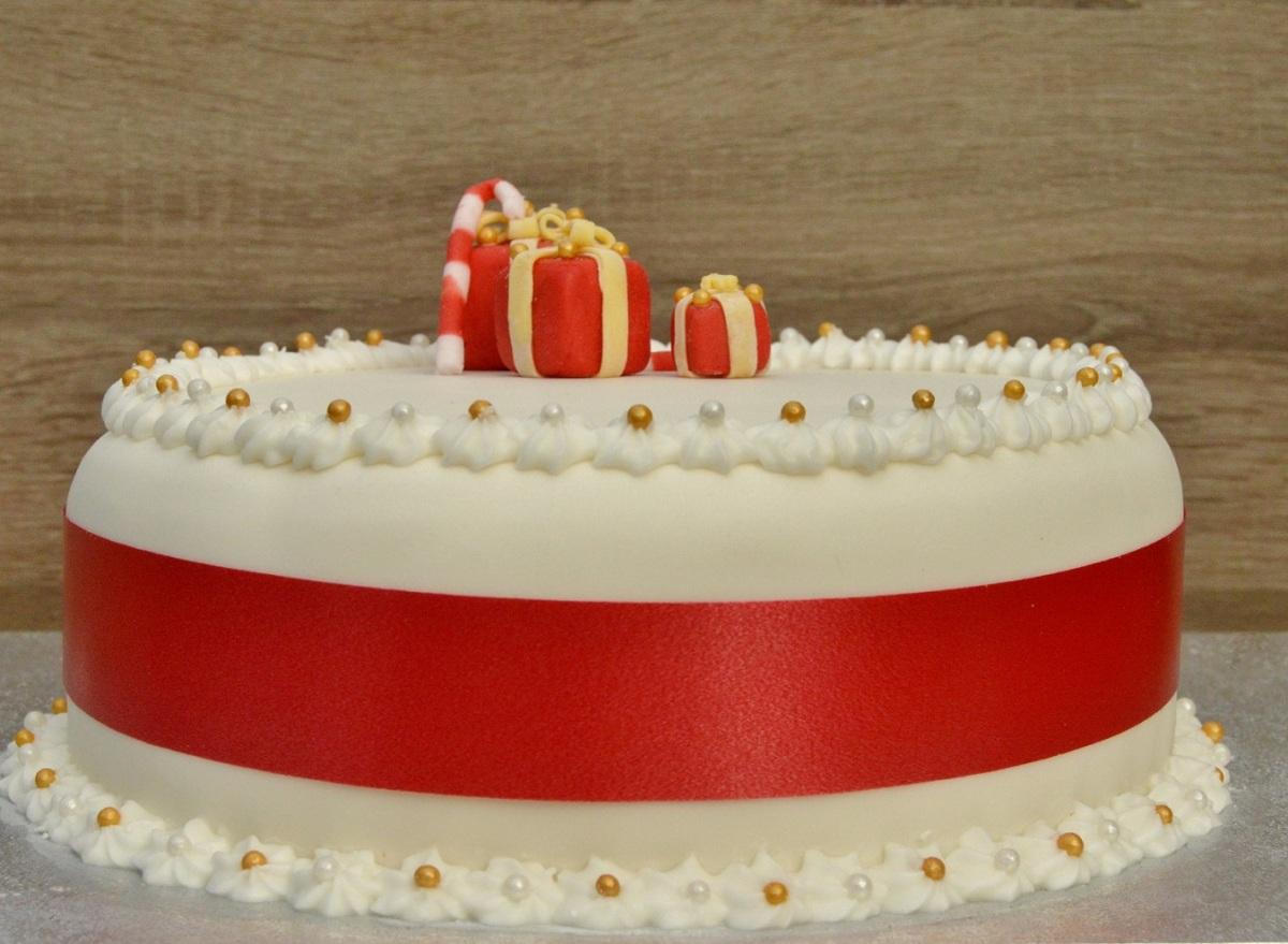 Cake of ChristmasPresent!