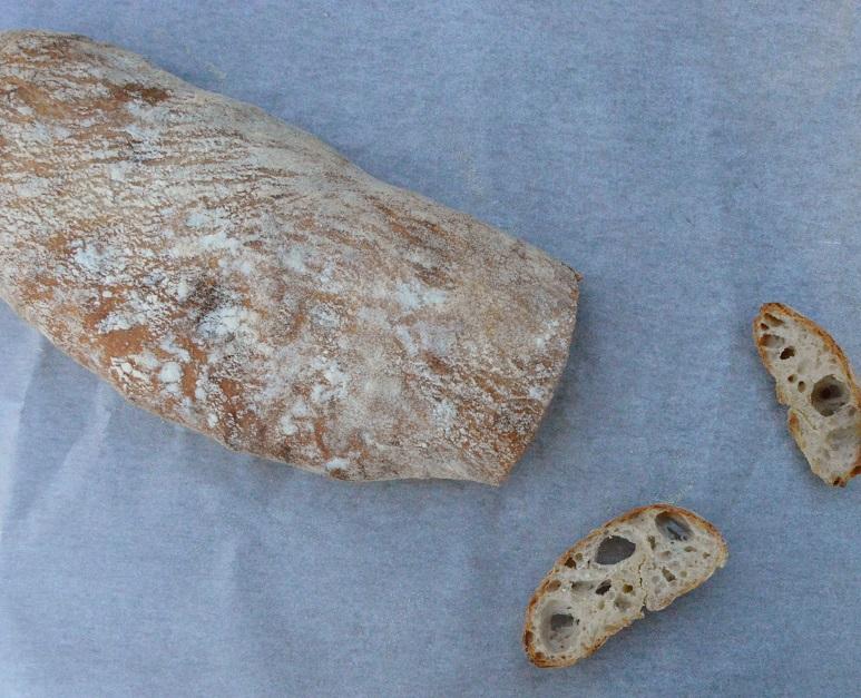 ciabatta with rye