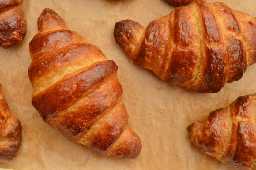 Quicker croissants