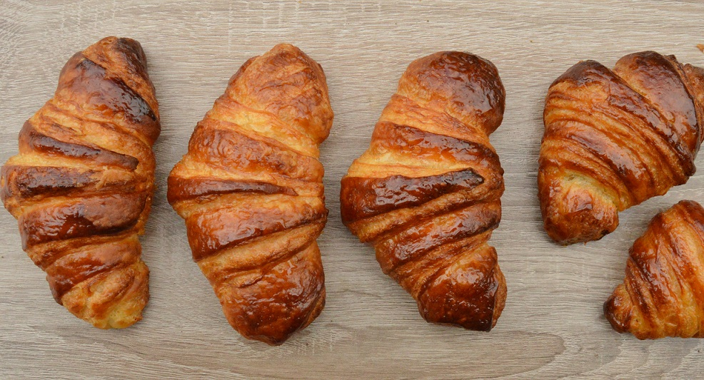 Croissants & related pastries