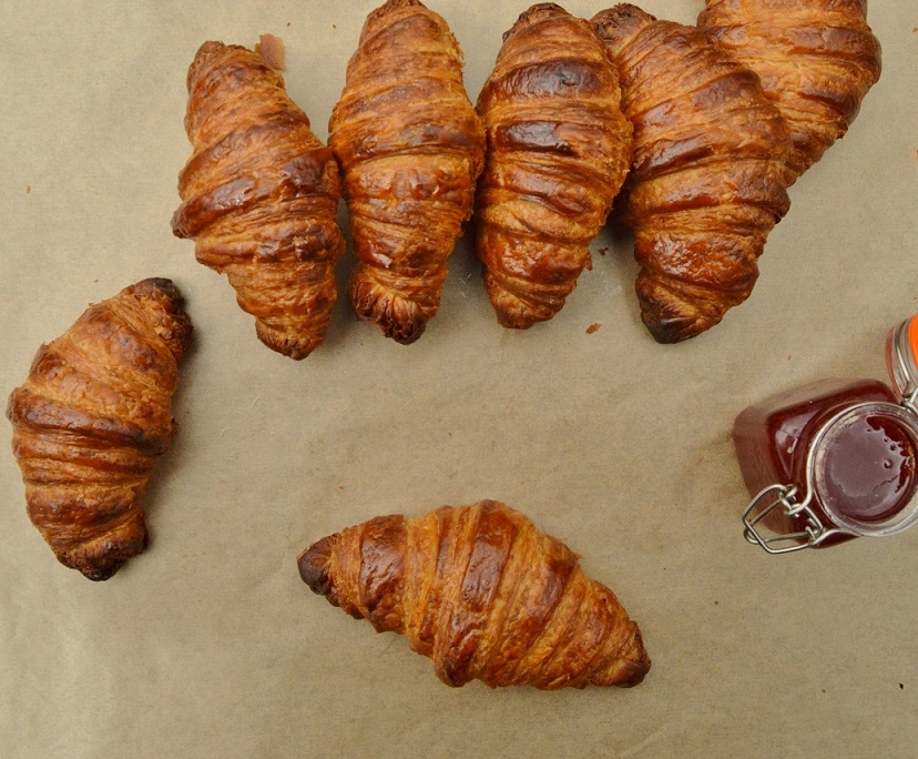 croissant, croissants, dough, viennoiserie, philip, philipfriend, philip friend, pastry, baking, cooking, food, foodie, breakfast, butter, chocolate, lamination, dough, turns, yeast, proving, shaping, bread, realbread, real bread, sourdough