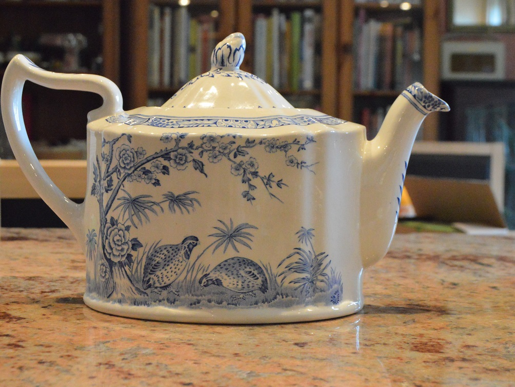 Tea tasting: the filter kettle & the red mugtest!