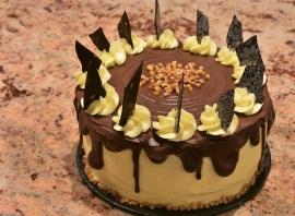 Chocolate orange cake (1)