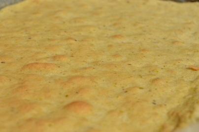 baked almond sponge