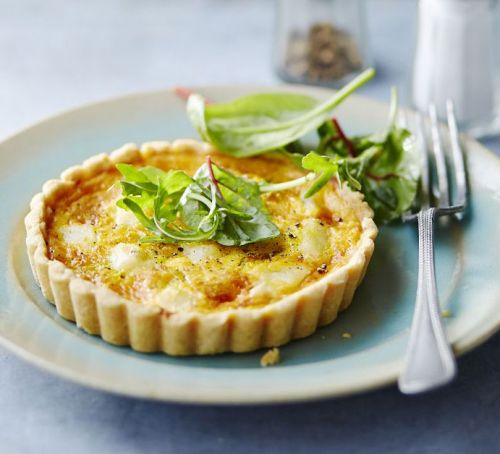 My prize-winning spiced smoked haddock tarts: BBC Good Food Magazine