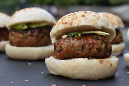 buns, steamed, steamedbuns, steamed buns, Chinese. burger, baking, steaming, homecook, philip, BBC, BBC1, philipfriend, Surrey, UK
