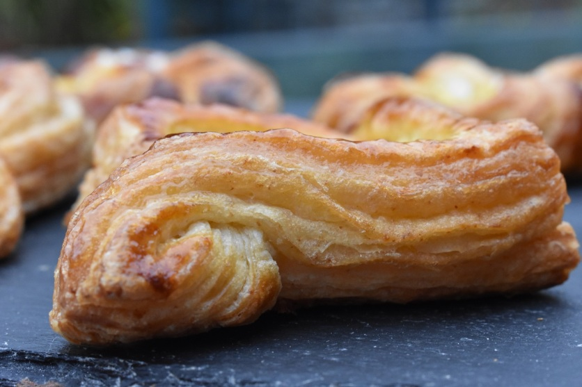 pastry, danish, orange, spiced, baking, cooking, homecook, viennoiserie, croissant