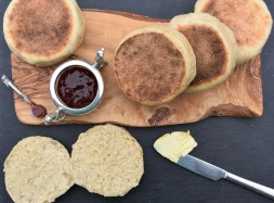 sourdough, bread, muffin, muffins, English muffins, englishmuffins, baking, cooking, griddle, fermentation, bulkfermentation, bulk fermentation, realbread, real bread, artisanal, artisan, sourdough, sourdough, baking. delicious, food, foodie, recipe, homecook, philip, philipfriend, bakingfanatic, britainsbesthomecook, britains best home cook, britains' best home cook, britain's best home cook, philip friend, surrey, bbc, bbhc, cook, chef, cooking, bbcone, bbc1, bbc, besthomecook, best home cook