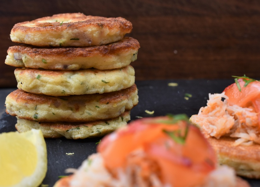 potato, potato cakes, blinis, nibbles, canapes, fish, cooking, homecook, best home cook, besthomecook, food, foodie, recipe, philip, philipfriend, philip friend