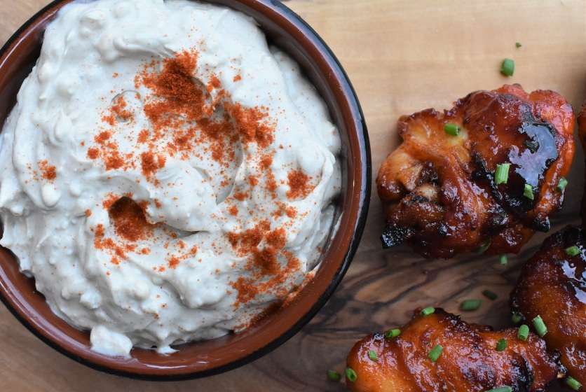 BBQ, barbeque, dip, blue cheese, blue cheese dip, Danish Blue, cheese, cooking, homecook, best home cook, besthomecook, food, foodie, recipe, philip, philipfriend, philip friend